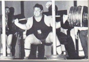 Don Reinhoudt, USA - Strongman & Powerlifter