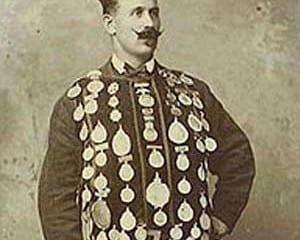 Donald Dinnie, SCO – Highland Games Legend