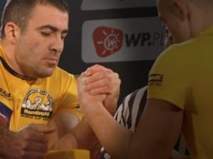 Engin Terzi, TUR - Arm Wrestler