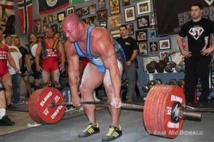 Eric Lillebridge, USA - Powerlifter