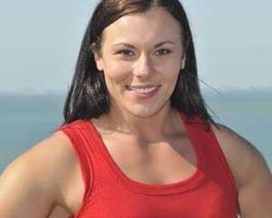 Aneta Florczyk, POL – Strongwoman