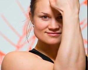 Heidi Andersson, SWE – Arm Wrestler