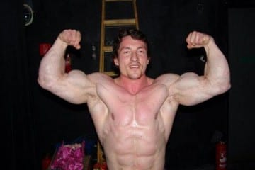 Jan Germanus, SVK – Arm Wrestler