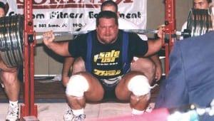 Kirk Karwoski, USA - Powerlifter