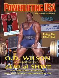 OD Wilson