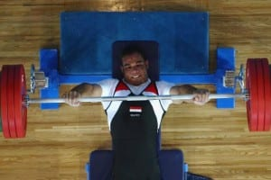 Sherif Othman, EGY  - Powerlifter - Paralympic