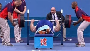 Siamand Rahman, IRAN - Powerlifter