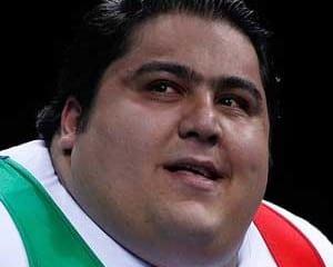 Siamand Rahman, IRAN – Powerlifter – Paralympic