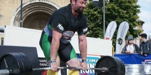 Strongman - UK's Strongest Jnr 2014