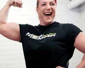 Kati Luoto, FIN – Strongwoman