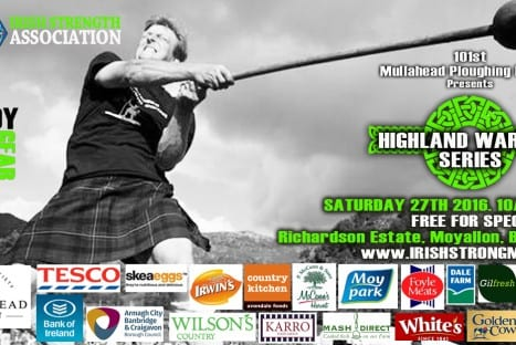 Highland Warrior Series