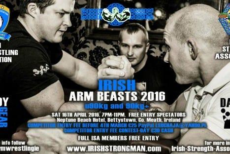 Irish Arm Beasts 2016