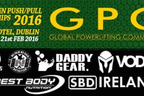 GPC Lenister Push/Pull 2016