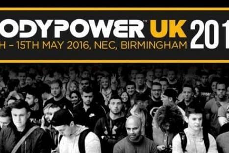 BodyPower UK 2016