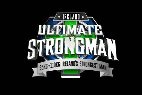 95KG &110KG Ireland Strongest Man 2017