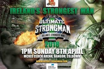 Ireland's Strongest Man 2018