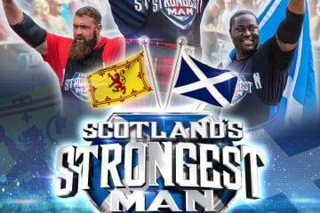 Scotland's Strongest Man 2019