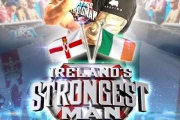 Ireland's Strongest Man 2019